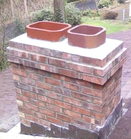 Chimney Repair in Federal Way,WA.